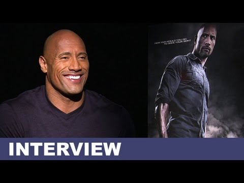 Dwayne Johnson aka The Rock Interview re Snitch 2013 & Fast and Furious 6 : Beyond The Trailer
