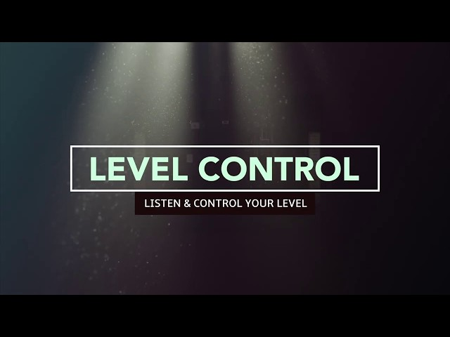 introducing CONTROL