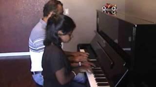 Oho Megam Vandhadho (Rain Song) - Piano Duet