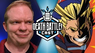 Might VS Might Sneak Peek | DEATH BATTLE Cast #157