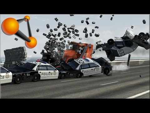 BeamNG Drive Scrapped Clips #5