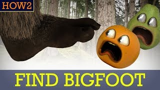HOW2: How to Find Bigfoot!
