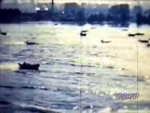Hudson River Boat Race 1949 (Albany New York Marathon)