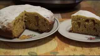 Домашние видео рецепты - кекс с изюмом в мультиварке
