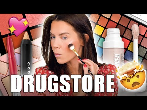 NEW DRUGSTORE MAKEUP that will BLOW YOUR MIND 🤯 thumbnail