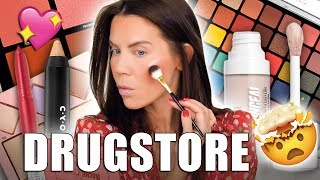 NEW DRUGSTORE MAKEUP that will BLOW YOUR MIND 🤯
