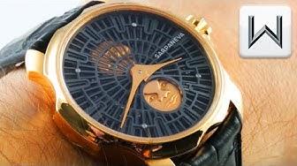 Stepan Sarpaneva Korona K3 Red Moon Luxury Watch Review
