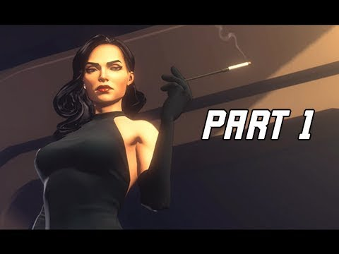 AGENTS OF MAYHEM Walkthrough Part 1 - PERSEPHONE (Let's Play Gameplay Commentary)