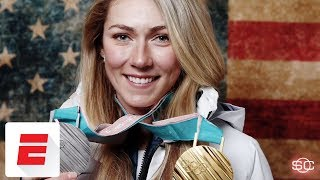 Mikaela Shiffrin is coming home an Olympic gold medalist | ESPN
