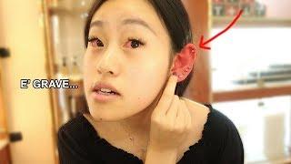Ho rischiato di perdere il mio orecchio così... (PARTE 1)