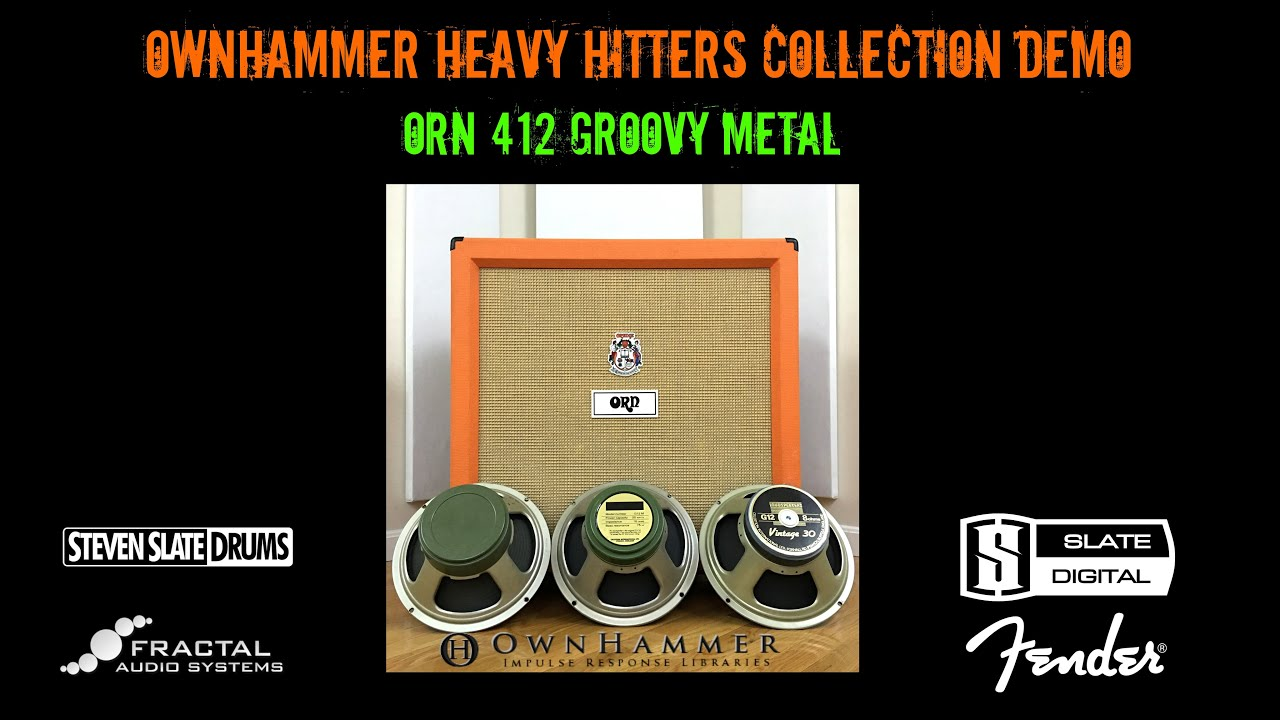 The Ownhammer Heavy Hitters Collection is out! (videos and
