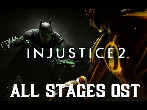 Injustice 2 - Gorilla City OST!