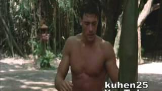 Van Damme - Kickboxer Training (full Video)