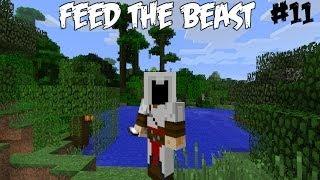 Joukossamme on petturi - Pelataan FTB Monster Minecraft - Osa 11