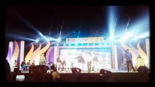 Video Singer's HemaChandra& Swapna priya performance at Vignan's  Yuvatarang Fest 2K17 download MP3, 3GP, MP4, WEBM, AVI, FLV Juli 2018