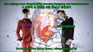 Infinite h alone color coded lyrics: dongwoo: green hoya: purple all: white credits: stated in the video hey guys!!! so i uploaded a vid tonight yay!!! it's ...