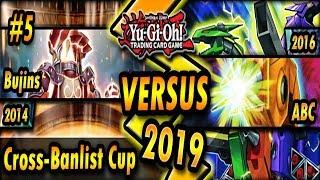 Bujins (2014) vs. ABC (2016) | Cross-Banlist Cup 2019