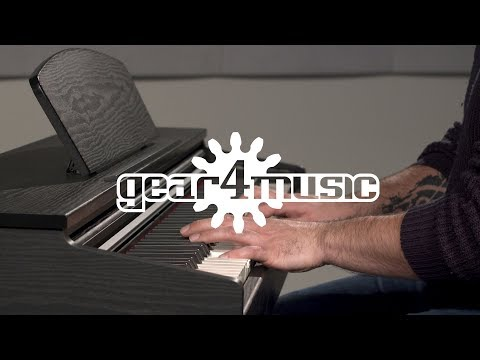 DP-10X Digital Piano by Gear4music | Demonstration