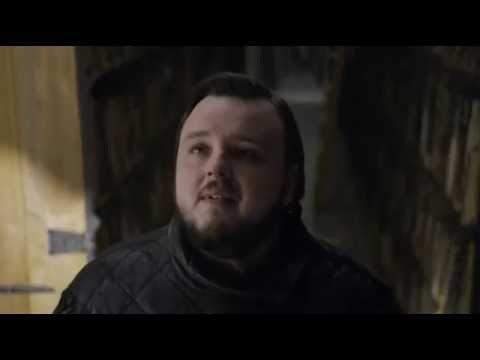 HBO Game of Thrones S06E10 Sam in Citadel Grand Library Game of Thrones