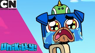Unikitty! | Puppycorn Wants To Be Cool! | Cartoon Network UK