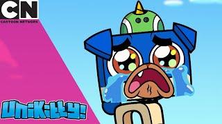 Unikitty! | Puppycorn Wants To Be Cool! | Cartoon Network UK