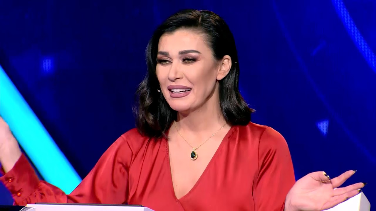 تحت السيطرة - بالفيديو نادين الراسي أنا عم اتعالج عند حكيم نفسي....Taht El Saytara : Nadine El Rassi