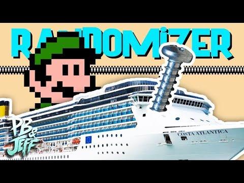 Super Mario Bros. 3 Randomizer   Part 4: SCREWS SHIP