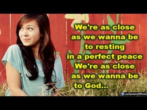 Rachel Chan - As Close (Lyric Video HD) New Pop 2012