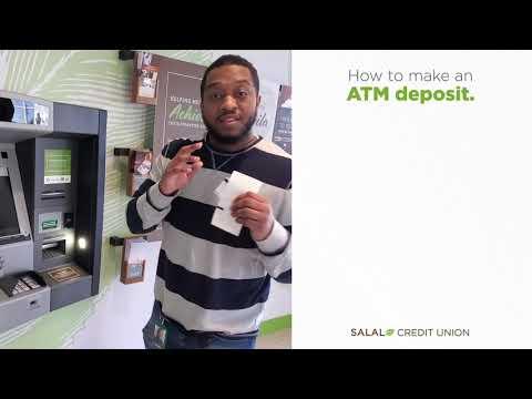 ATM Check Deposit Tutorial