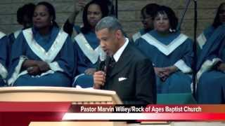 PASTOR MARVIN E WILEY