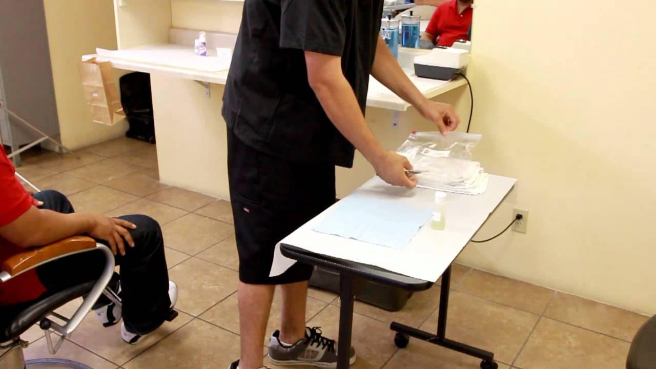 free barber practice test
