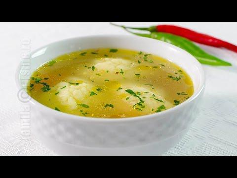 Supa de pui cu galuste, supa delicioasa si aromata   JamilaCuisine