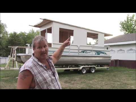 Building the Shanty Boat