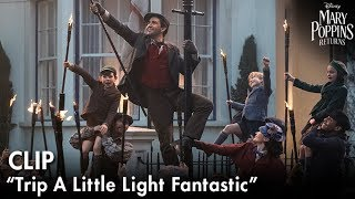 """Trip A Little Light Fantastic"" Clip 