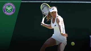 Aliaksandra Sasnovich upsets No.8 seed Petra Kvitova