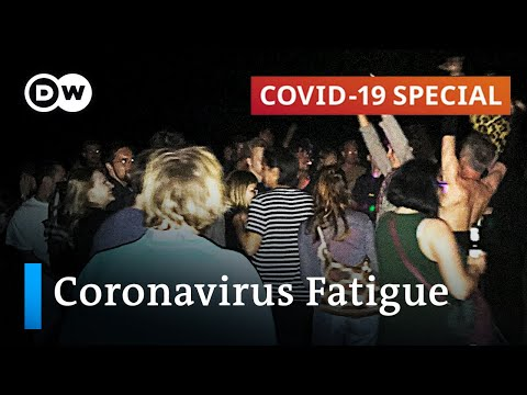 Frustration with coronavirus restrictions grows | COVID19 Special