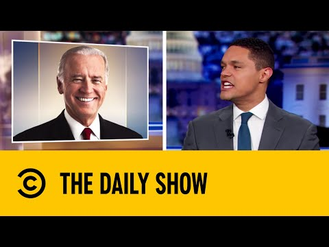 Joe Biden the Stand-Up Comedian | The Daily Show with Trevor Noah