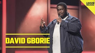 David Gborie Likes To Try New Things | Just For Laughs