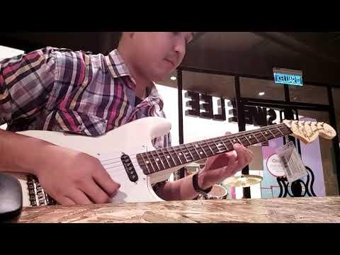 Sejuta Wajah - Guitar Intro At Swee Lee Malaysia