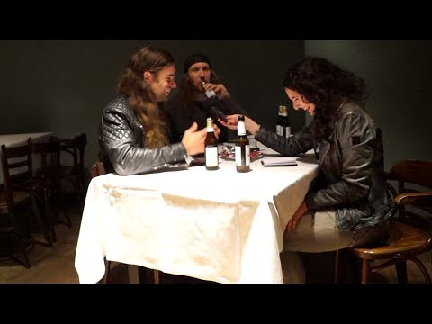H.E.A.T Interview 2017 Crash and Jona Tee COMEBACKSTAGE