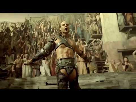 Gannicus Vs Gladiador de Vettio