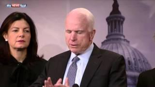 ماكين: أوباما وكيري يروجان لإيران