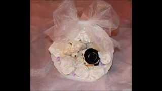 Свадебные букеты из игрушек от Ателье Букетов
