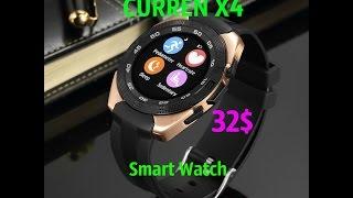 curren X4 G5 Smart Watch обзор умных часов за 32