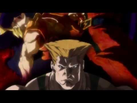 Ultra Street Fighter IV The Movie