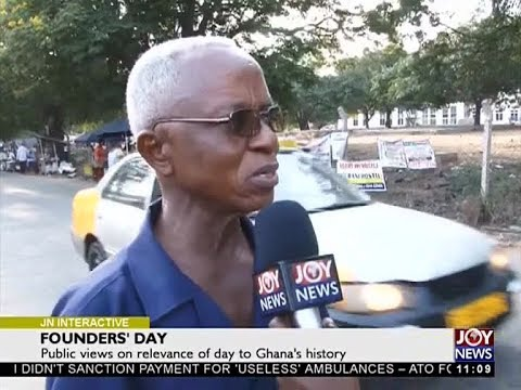 Founders' Day - Joy News Interactive (21-9-17)