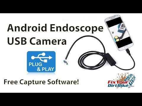 Android Endoscope/Borescope Camera - Reviews | FYDB