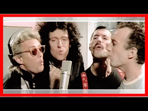 Breaking News | Here's your first peek at Aidan Gillen in the official trailer for Queen biopic Boh