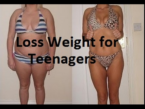 Lose Weight for Teenagers | Simple Steps