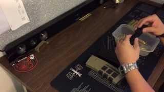 StripLULA - Loading and Unloading an AR15 Magazine Using the StripLULA